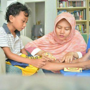 Cara Mengatasi Memar Pada Anak Karena Terjatuh Dengan Tromboflash