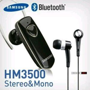 Kelebihan Dan Kekurangan Headset Bluetooth Samsung Hm3500